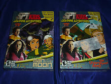 Spy Kids Mission: The Man in the Moon & The Underground Affair (PC, 2005) NEW!