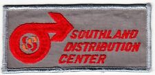 SOUTHLAND DISTRIBUTION CENTER - Vintage BUSINESS  PATCH