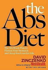 The ABS Diet: The Six-Week Plan to Flatten Your Stomach and Keep You Lean for...