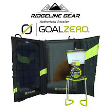 GOAL ZERO Lighthouse MINI Lantern & Nomad 7 V2 Solar Panel Combo