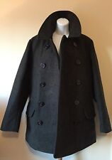 J CREW Men's Dock Peacock with Thinsulate Small Marsh Green $298 #05536