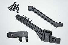 HPI VORZA FLUX HP Front & Rear Chassis Brace Stiffener Anti Bend Bar TO