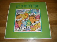 ITS A HAPPY DAY songs to celebrate the family of god LP Record - Sealed