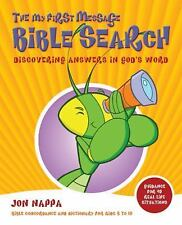 The My First Message Bible Search: Discovering Answers in God's Word-ExLibrary