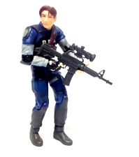 "RESIDENT EVIL 6 ""LEON Kennedy (LESA) Horror Video Game figura WII XBOX PS3"