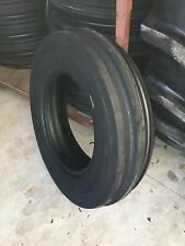 NEW TRACTOR TYRE TRI RIB F2  750-16 DIRECT FROM WHOLESALERS. 750x16 750r16 8ply