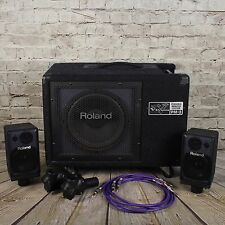 Roland PM-3 Personal Monitor System W/ Cables
