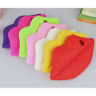1pc x Soft 3D New Sexy Lips Gel Silicone Back Cover Case Skin For Iphone 4 4G 4S
