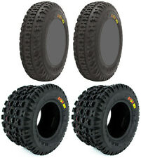 Four 4 Maxxis Razr MX ATV Tires Set 2 Front 20x6-10 & 2 Rear 18x10-8