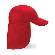 Classic Junior legionnaire Baseball Cap for Children Kids Sun 100% Cotton
