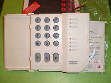DSC PC500RK PC500 4 Zone Alarm Keypad Classic for PC550 PC560 NEW!