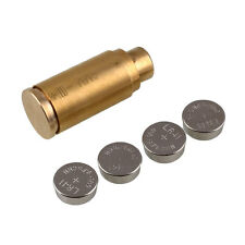 9mm Laser Boresighter Bore Sighter Cartridge Brass Tactical Hunting Shooting