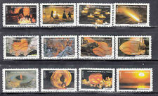 France Stamps - 2011  Complete Set Fire