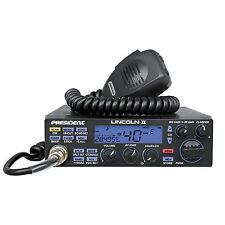 RADIO CB HAM HOME Presidente Lincoln II 10m Band mobile (2014) versione 3