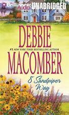 Cedar Cove: 8 Sandpiper Way 8 by Debbie Macomber (2014, MP3 CD, Unabridged)