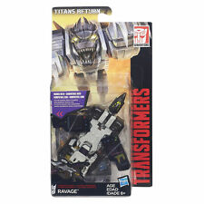 Transformers Generations Titans Return Legends Ravage - Instock