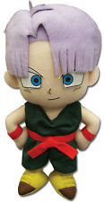 Dragonball Z 8'' Trunks Plush Licensed NEW
