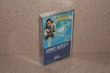 Jimmy Buffett Somewhere over China NEW & SEALED cassette MCA