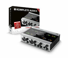 Native Instruments Komplete Audio 6 | NI Komplete Audio 6 - $29 Holiday Price Dr