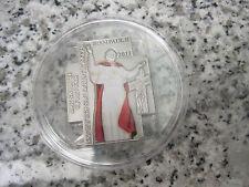 Cameroun 2011, 100 Francs Kreuzmünze Jean Paul II.  #117