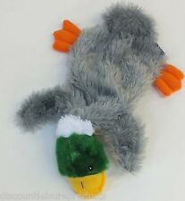 GOOD Boy Dog / Puppy Toy-raggy DUCK vacanti ripieno libero morbido coperta Comfort