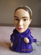 STAR WARS  Burger King  PADME AMIDALA Happy Meal toy  2005 WIND UP