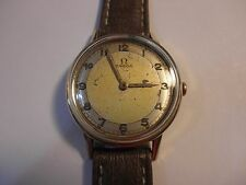 B102: Mens Vintage 1942 Omega 16 jewel watch