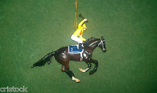 BREYER RACE HORSE CHRISTMAS ORNAMENT - RACHEL ALEXANDRA - KENTUCKY DERBY-- NIB