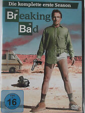 Breaking Bad - komplette Season 1 - Bryan Cranston - Methamphetamine, Koks & Co