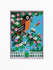 Spring Is Here! Beaded Banner Pattern