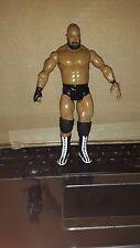 WWE Bad News Brown Wrestling figure Classic Superstars Flashback WWF AWA NWA WCW
