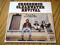 "CREEDENCE CLEARWATER REVIVAL - DOOR TO DOOR / SWEET HITCH HIKER    7"" VINYL PS"