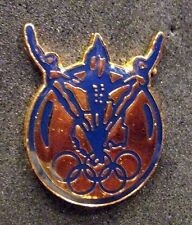 1988 SEOUL rare GABON Olympic IOC NOC Delegation Team pin