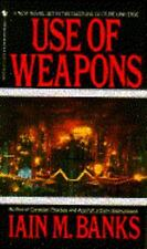 Use of Weapons, Banks, Iain M., Rare Cover Paperback