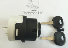 Linde Ignition Switch c/w Keys, 0009730215