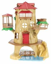 CALICO CRITTERS Country TREE HOUSE, Unisex PLAYSET TREE HOUSE, CC2044