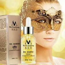 Skin Care Pure 24K Gold Essence Day Cream Anti Wrinkle & Aging Collagen 30mlGS