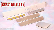 Stainless Steel Door Sill Entry Guard Covers fit Daihatsu Terios 2008-