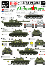 Star Decals, 35-950, Decal for Modern African Wars #1, 1:35