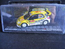 Rally Model Car IXO 1:43 SUZUKI SX4 WRC Rally Japan 2008 T. Gardemeister   [P]