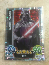 STAR WARS Force Awakens - Force Attax Trading Card #202 Darth Vader