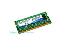 ADOVE1A0834E GENUINE ORIGINAL OEM ADATA LAPTOP MEMORY 1GB DDR2 PC2-6400
