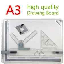 PRO Quality A3 Drawing Board Table with Parallel Motion and Adjustable Angle UK