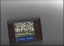 FEARSOME FOURSOME PLAQUE LOS ANGELES RAMS LA FOOTBALL NFL