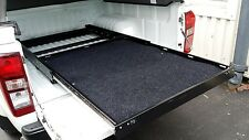 Rear Bed Slide Out Sliding Cargo Tray Boxed Carrying Protect For Ford Ranger
