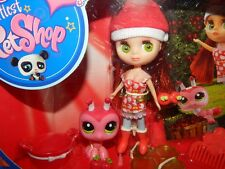 Littlest pet/shop 2410 puppe doll blythe b49 apple picking red Apfelrote Freunde