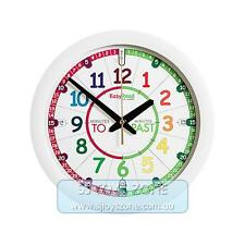 EasyRead Classroom Teacher Clock  Past To 29cm Teaching Resource 3-Step System L