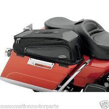 Saddlemen Zusatzkoffer + Chaps  Deckelschutz für Harley-Davidson®FLH Bj. '96-'13