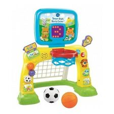 Educational Toys For 1 2 3 Year Olds Basketball Hoop Toddler Vtech Smart Shots