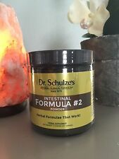 Dr. SCHULZE INTESTINAL #2 POWDER...CLEANSE FORMULA --ORGANIC-COLON CLEANSE